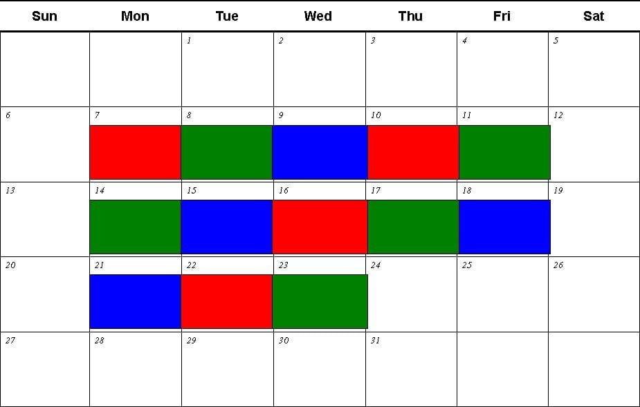 flow-test-calendar
