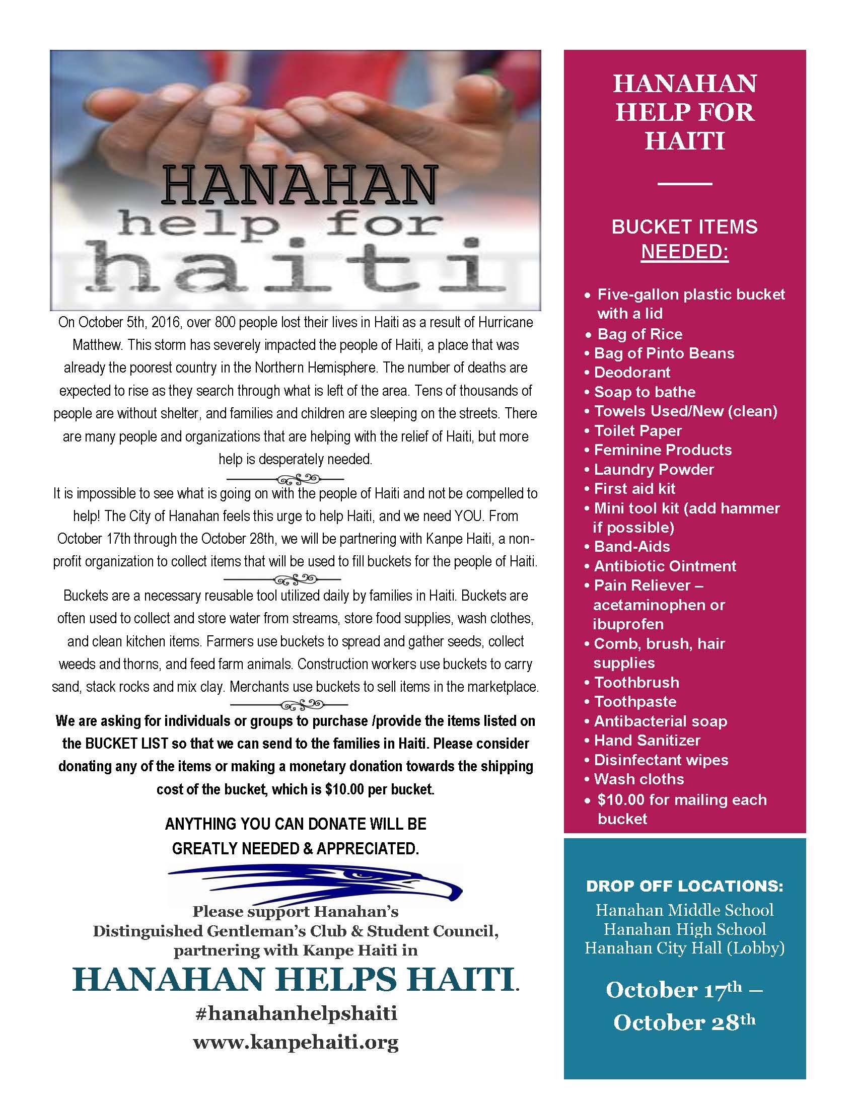 hanahan-helping-haiti-flyer